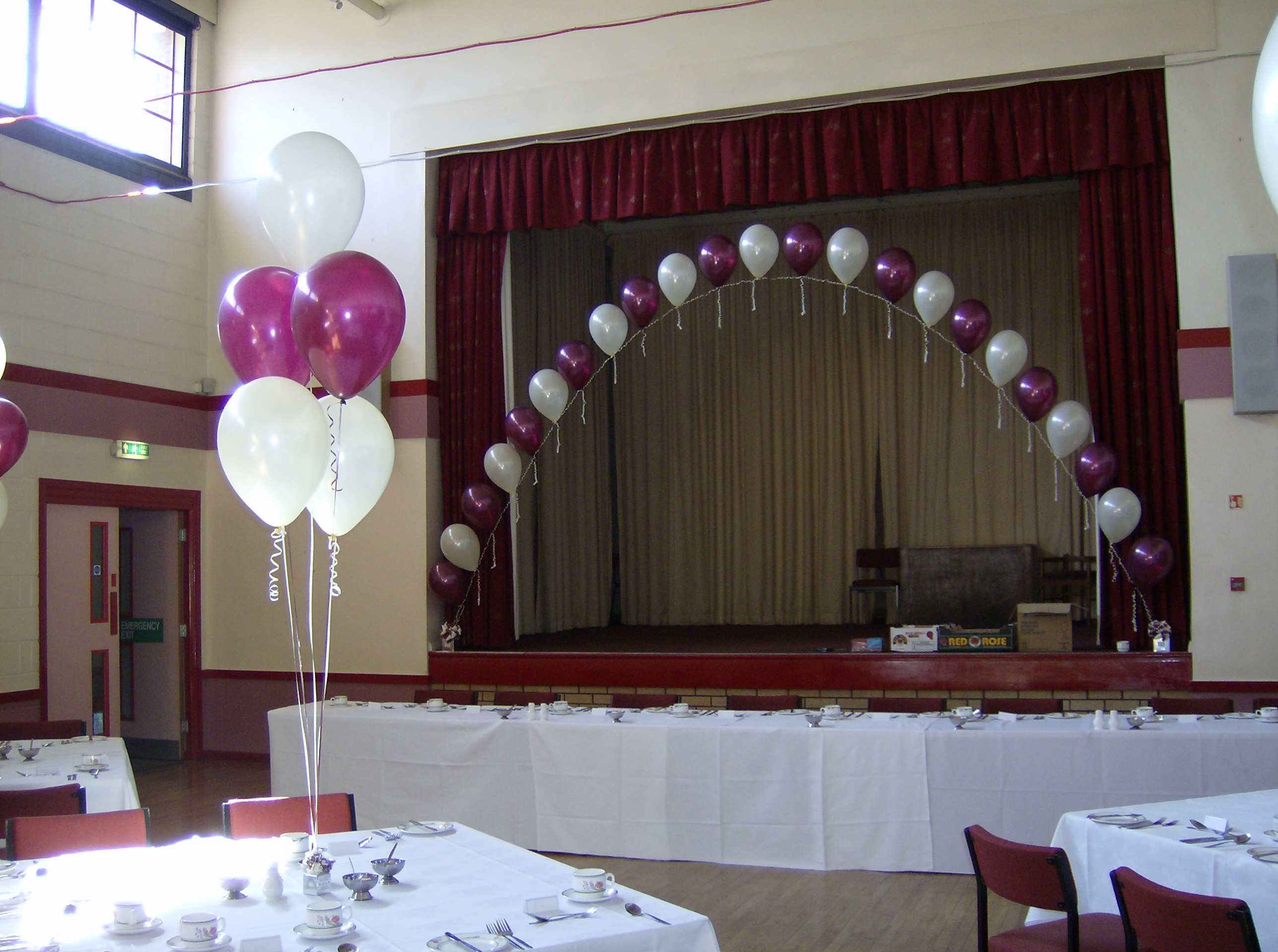 Airs and Graces, AG Balloons, Balloons, Party, Parties,Helium